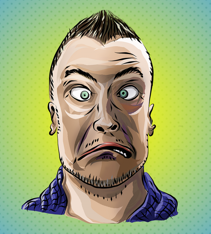 Jojoba tshirt design art drawing digital 2