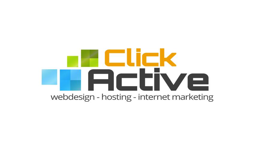 Click Active Webdesign Logo 2