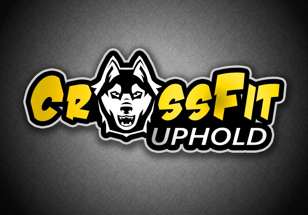 Logo design CrossFit Uphold Dongen